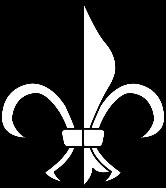 Fleur De Lis, Fleur De Lys, French, Symbol, Ornate