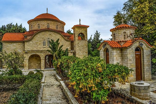 Church, Orthodox, Religion, Architecture, Travel