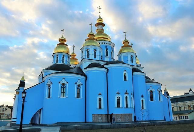 Architecture, Church, Orthodox, Cathedral