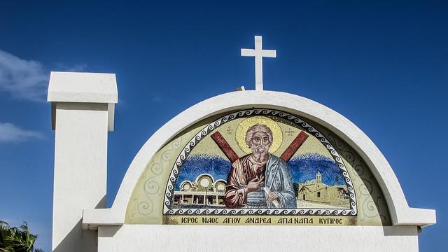Cyprus, Ayia Napa, Ayios Andreas, Chapel, Orthodox