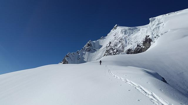 Ortler, Backcountry Skiiing, Alpine, North Wall