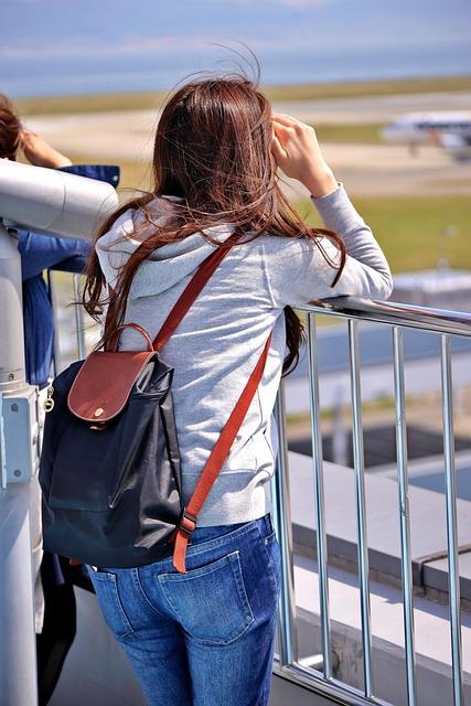Japanese, Japan, Osaka, Kansai International Airport