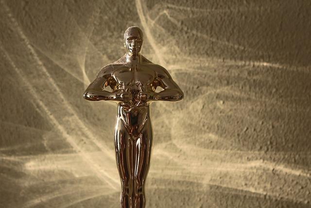 Oskar, Cup, Lichtspiel, Statue, Dust, Trophy