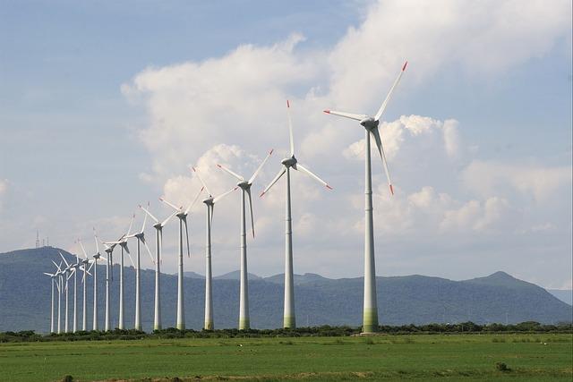 Osório Wind Farm, Osório, Brazil, Clean Energy