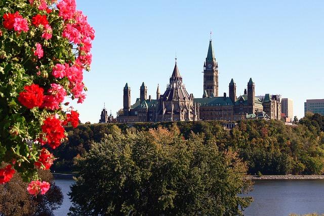 Canada, Ottawa, Parliament Hill, Parliament