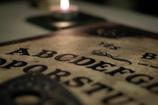 Ouija Board Questions