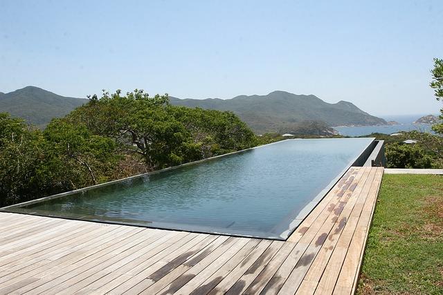 Outdoor Swimming Pool, Outdoor Scenes, Amanoi, Nature