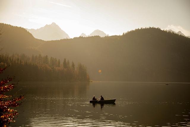 Boat, Lake, Couple, Travel, Tourism, Outdoors