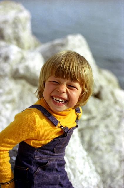 Child, Nature, Outdoors, Fun, Beautiful, Smile