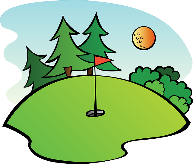 Golfing, Golf Club, Golf, Green, Hole, Outdoors, Putt