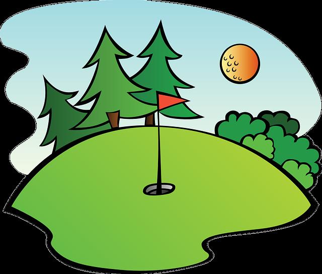 Golfing, Golf Club, Golf, Green, Hole, Outdoors, Putt