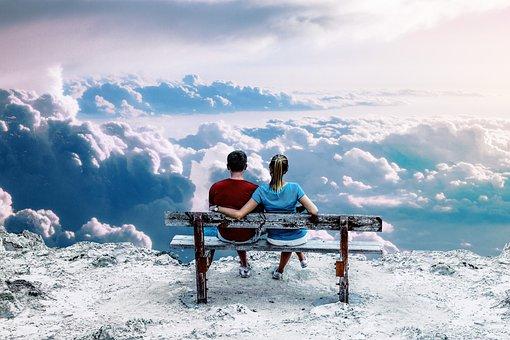Sky, Snow, Nature, Outdoors, Travel, Cloud, Landscape