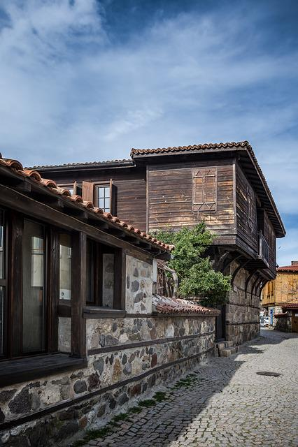 Architecture, House, Old, Building, Travel, Outdoors