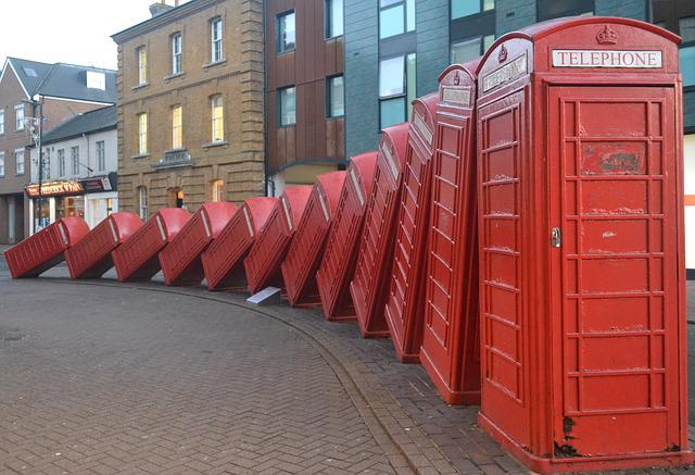 Outdoors, Phone Box, Phone Booth, Phone, Box, Booth