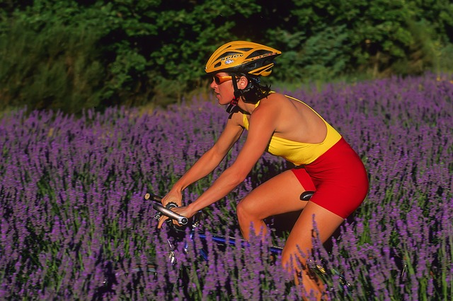 Outdoors, Nature, Flower, Summer, Femme, Vtt