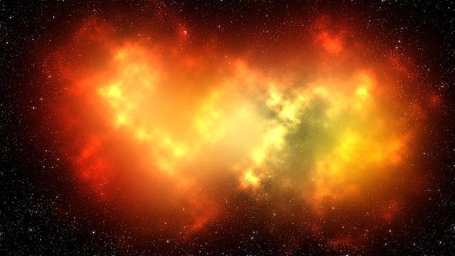 Space, Nebula, Stars, Deep, Outer, Gas, Light, Cosmos
