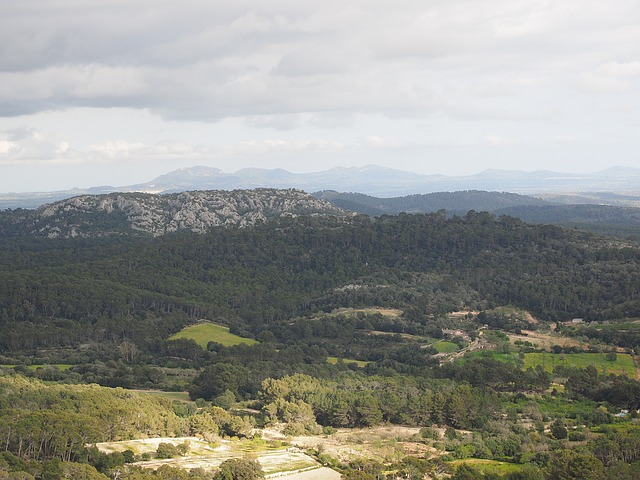 Mallorca, Outlook, View, Foresight, Distant View