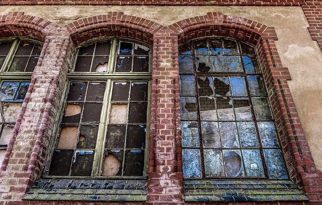 Architecture, Old, Building, Window, Facade, Outside