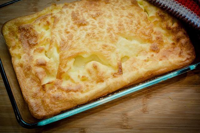 Oven Polenta, Dessert, Egg Dish, Oven Dish