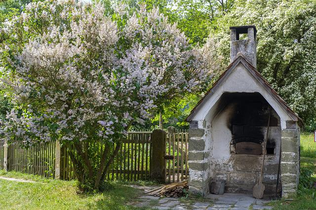 Oven, Oven Baking, Wood Burning Stove, Stone Oven