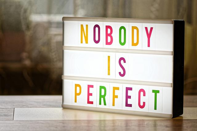 Nobody Is Perfect, Motivation, Overhead Projector