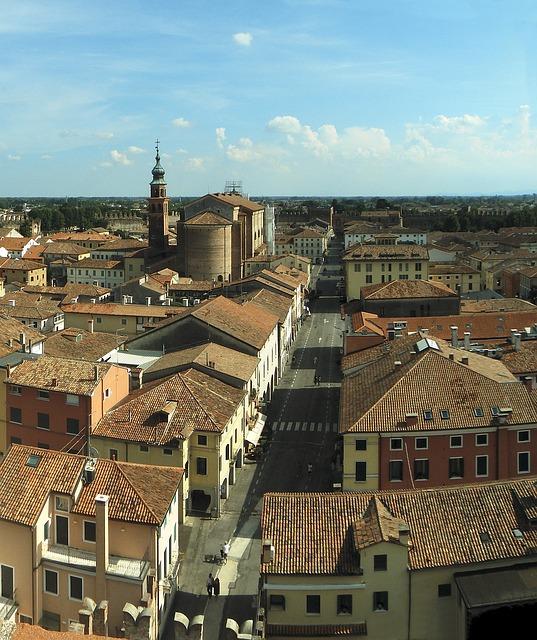 Citadel, Padova, Veneto, Overview, Architecture, Italy