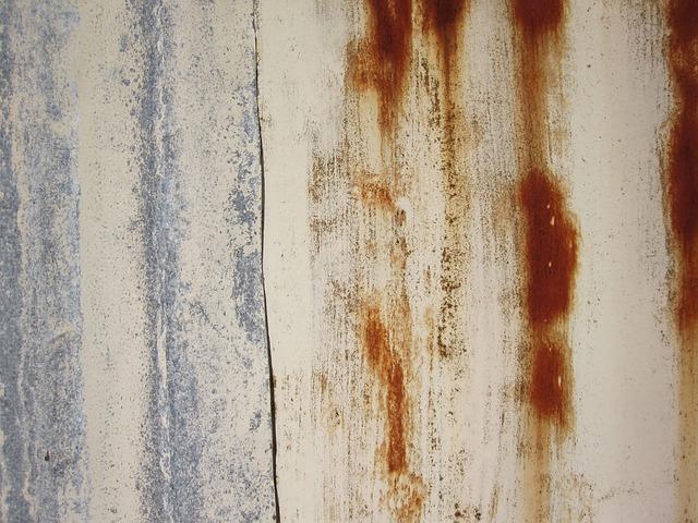 Texture, Metal, Oxide
