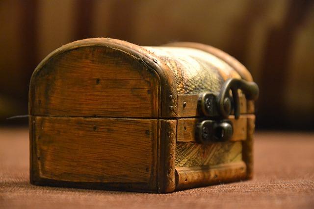 Coffer, Box, Packaging