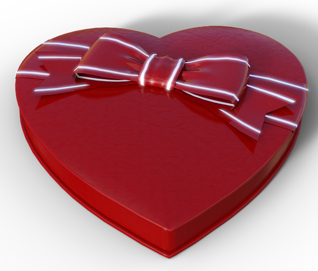 Heart, Chocolates, Gift, Packaging, Box Of Chocolates