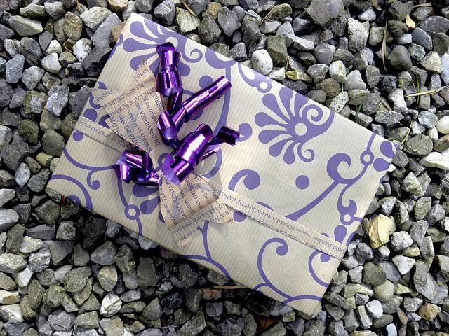 Gift, Gift Wrap, Gift Box, Packed, Wereldwinkel