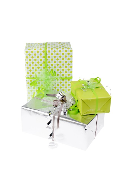 Gift, Birthday, Give Away, Pack, Packaging, Packed