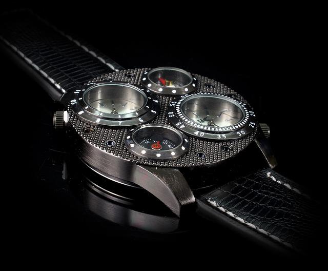 Male Watch, Wrist Watch, Packshot, Time, Free Photos