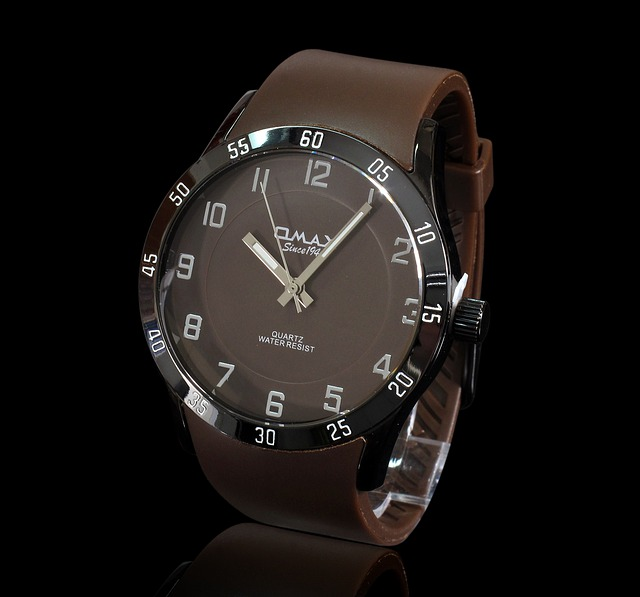 Male Watch, Wrist Watch, Packshot, Time