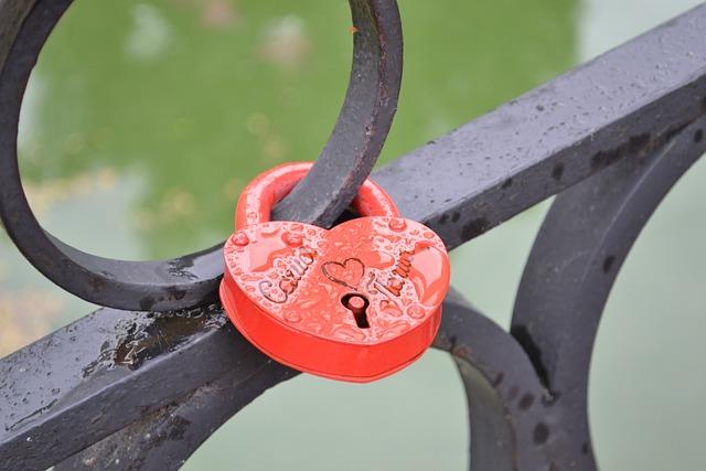 Love, Bridge, Padlock, Heart, Valentine, In Love