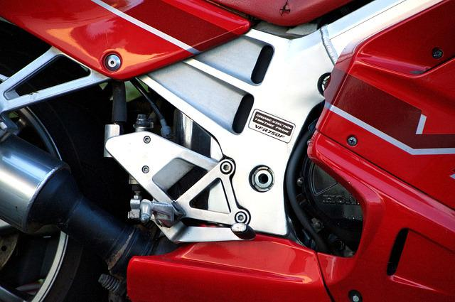 Honda, Motorcycle, Footrests, Bike, Page, Technology