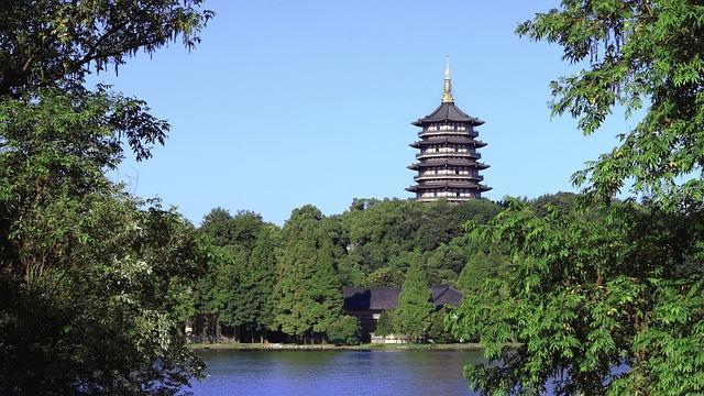 West Lake, Pagoda, Ancient Tower, Leifeng Pagoda