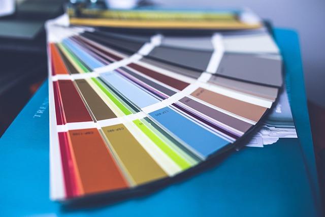 Color, Palette, Paint, Wall Painting, Overhaul