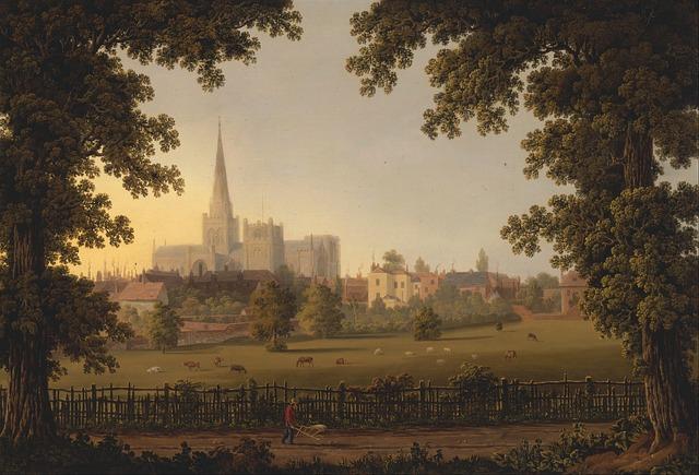 John Gilbert, Art, Artistic, Painting, Oil On Canvas