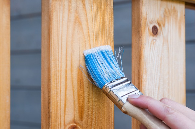Painting, Brush, Hand