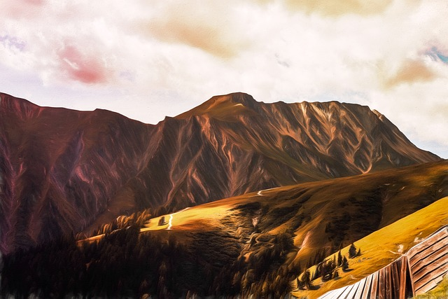Image, Painting, Painted, Paint, Landscape