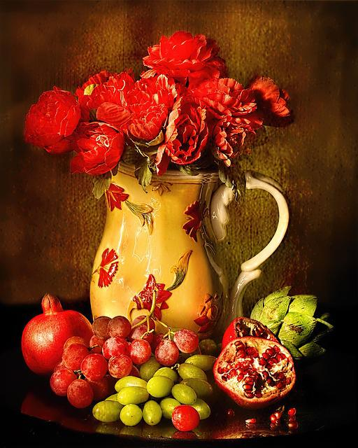 Still-life, Still Life, Fine Art, Painting, Wall Art