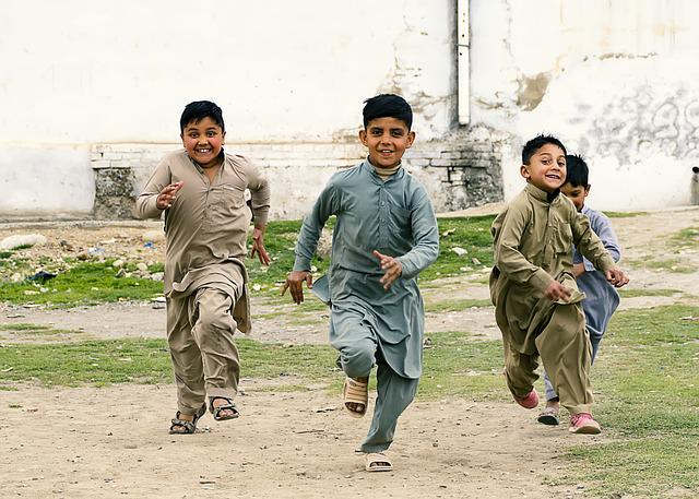 Child, Man, People, Boy, Happiness, Pakistan