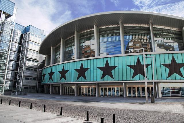Palace Of Sports, Madrid, Plaza Felipe Ii