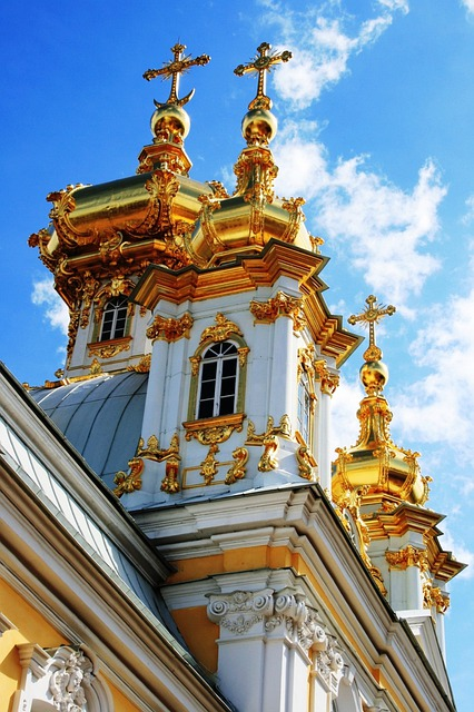 Palace, Building, Architecture, White Apricot