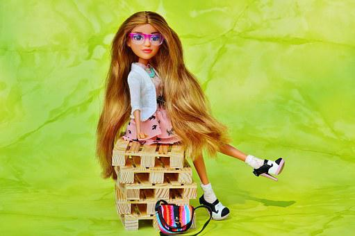 Doll, Pretty, Face, Eyes, Beauty, Sporty, Pallets