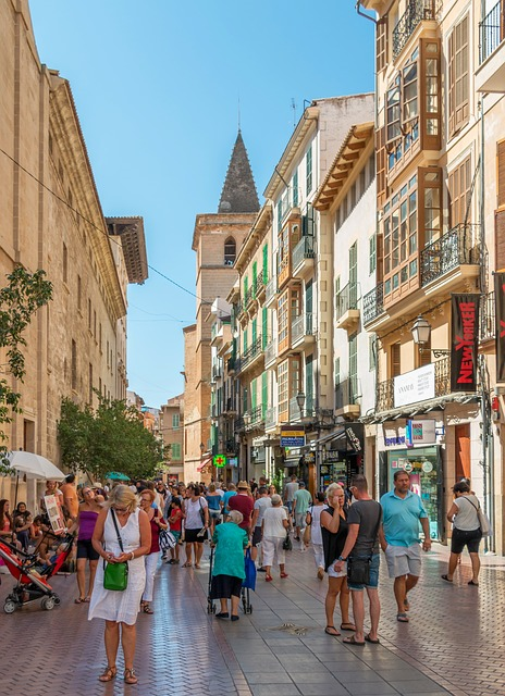 Palma, Majorca, Palma De Majorca, City, Centre