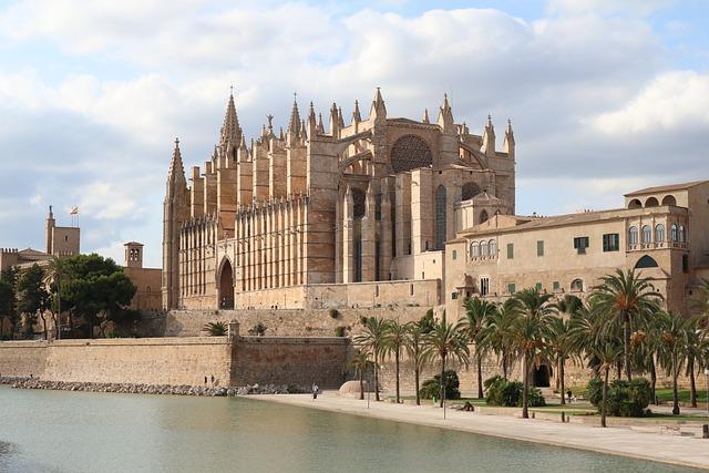 Mallorca, Palma, Palma De Mallorca, Cathedral