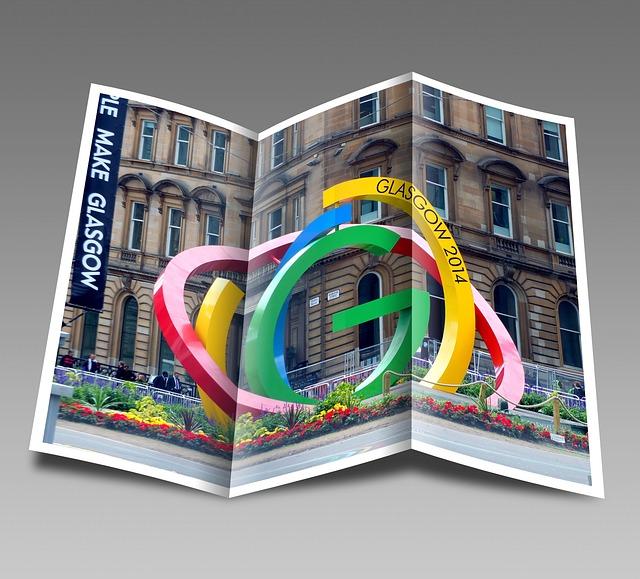 Booklet, Pamphlet, Glasgow, Scotland