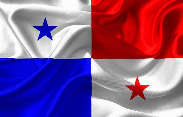 Panama, Flag, Nation, Country, National, Blue, Red