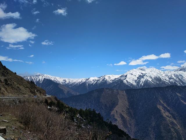 Panda Of Britain, Pakistan Lang Mountain